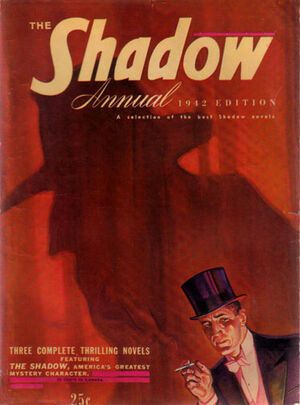 Shadow Magazine Annual Vol 1 1