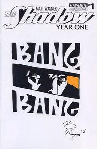 Shadow Year One (B. Wagner)