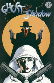 Ghost and the Shadow Vol 1 1