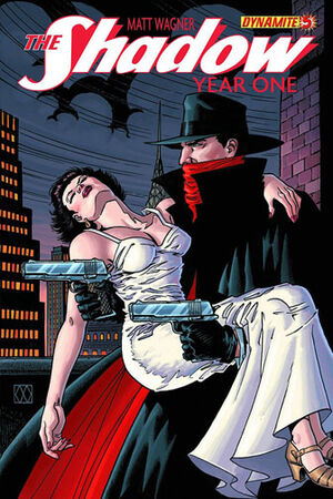 Shadow Year One Vol 1 5 (Wagner)