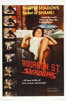 Bourbon St. Shadows (1958 Movie Poster)