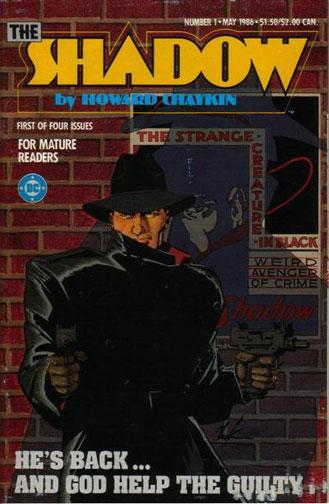 Shadow  Dc Comics  Vol 2