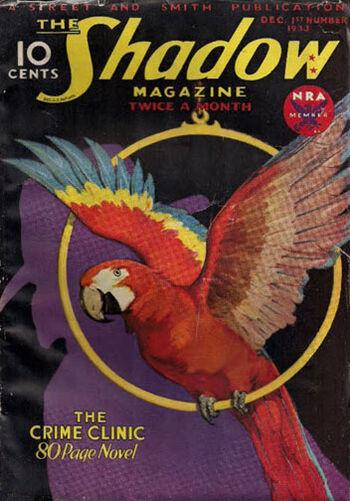 Shadow Magazine Vol 1 43