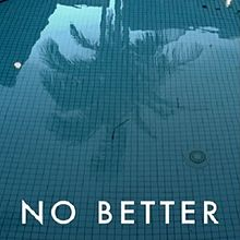 Lorde - No Better (Digital single cover)