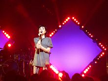Carly Rae Jepsen performs at the Warfield Theater in San Francisco