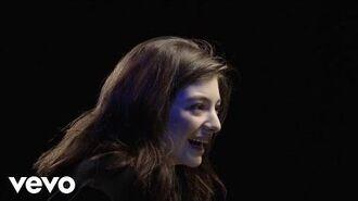 Vevo Offscreen - Lorde