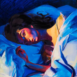 Lorde Melodrama album cover 2017 03 02