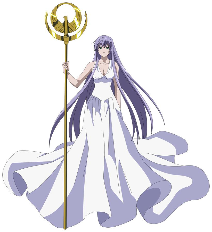 Athena   Saint Seiya: The Lost Canvas Wiki   FANDOM powered