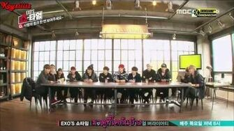Thai sub 131128 EXO-Showtime EP1