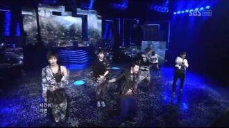 SBS인기가요 EXO-K History (667회)