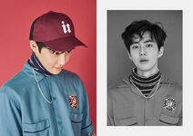 Ex'Act Suho Promo 2