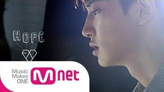 Mnet EXO 902014 찬열이 재해석한 EXO 902014버전 H.O.T.-빛 M V