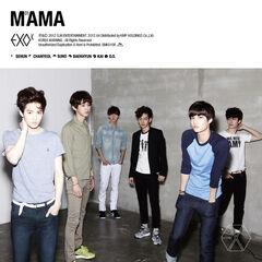 Exo-k-mama-single
