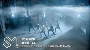 EXO-M 엑소엠 'MAMA' MV (Chinese ver