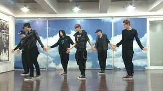 EXO-M 엑소엠 'History' Dance Practice (Chinese Ver.)