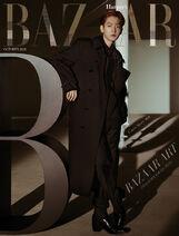 Baekhyun Harper's Baazar 4