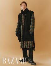 Baekhyun Harper's Baazar 3