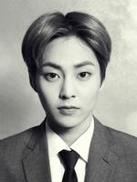 Xiumin XOXO Promotional Photo