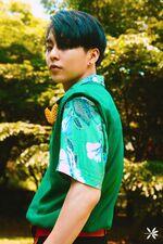 Xiumin The War Promotional Photo