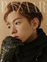 Baekhyun Harper's Baazar 1