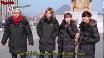 Thai sub 140109 EXO-Showtime EP7