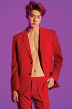 EXO Love Shot Sehun Teaser Image 3