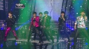 EXO-K MAMA KBS MUSIC BANK 2012.05