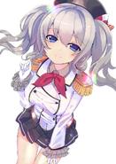 Kashima Kancolle Smile
