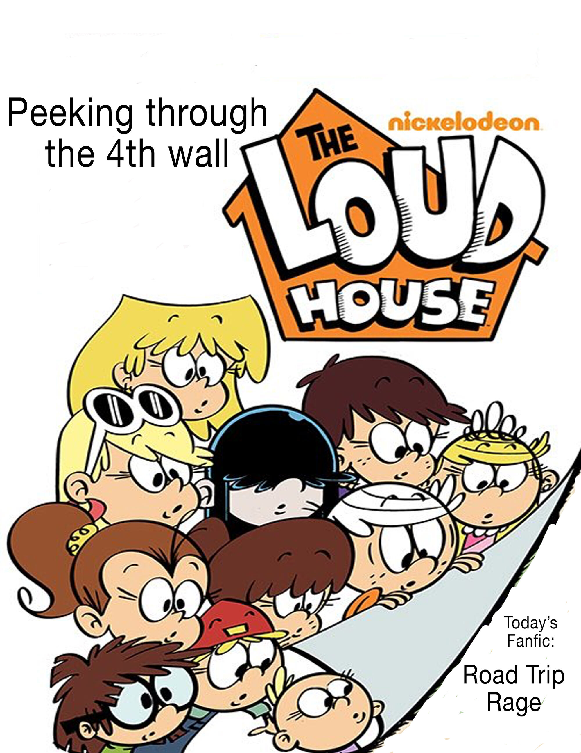Loud House Fanfiction Lincoln Rage