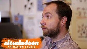 The Loud House Meet the Creator Chris Savino Nickelodeon Animation Studio