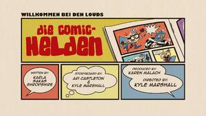 Die Comic-Helden