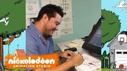 Artist Sessions Miguel Puga The Loud House Nick Animation Studio