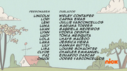 Creditos de doblaje The Loud House PTBR (S120-1)