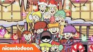 🎄 '12 Days of Christmas' Loud House Style! Music Video 🎄 Nick