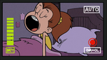 S1E10B Luan sleep joking
