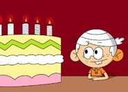 Happy birthday lincoln by animationfan15-dao7j0s