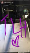 S2E18A Post Production Script