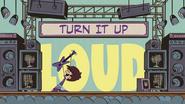 Turn it Up Loud Luna on stage