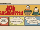 Job Insecurity