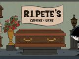 R.I. Pete's Coffins & Urns