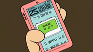 S3E19A Leni's text message