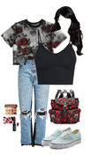 Girly School Outfit