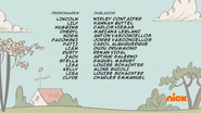 Creditos de doblaje The Loud House PTBR (S315-1)