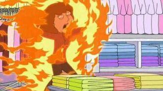 Family Guy On Fire-0