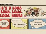 Ini Rumah Keluarga Loud, Loud, Loud, Loud