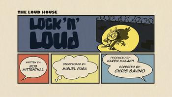 The loud house Temporada 02 Capitulo 07 - Carguen y apunten   La imagen completa
