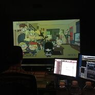S2E12A Post-production