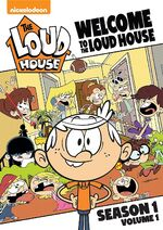 Welcome To The Loud House Vol. 1