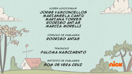 Creditos de doblaje The Loud House PTBR (S103-2)