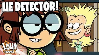 She Made A Lie Detector! House Of Lies 🚨 Loud House